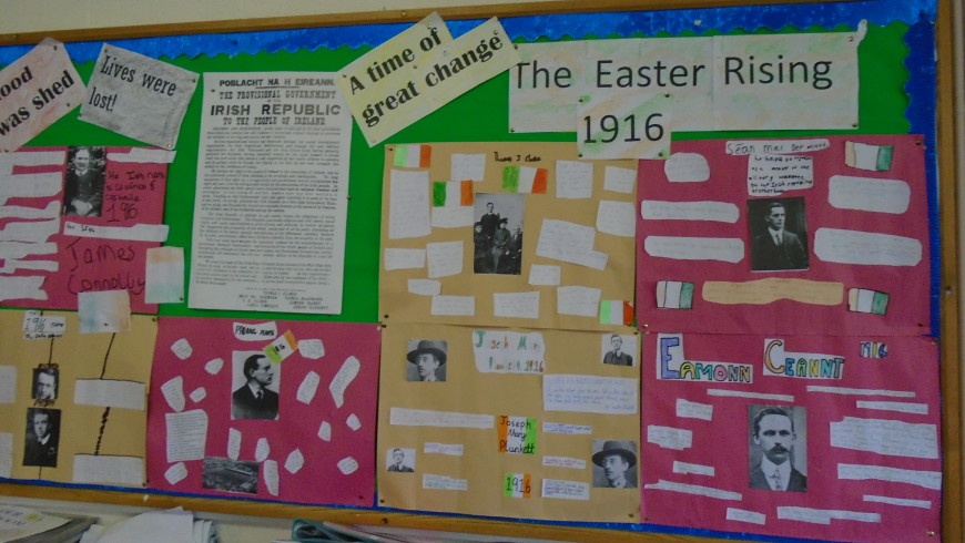 Our 1916 projects
