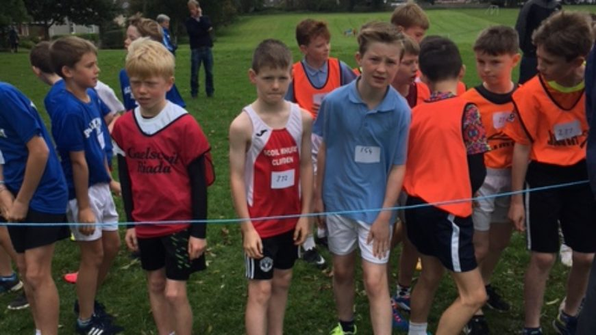 Connaught Cross Country finals